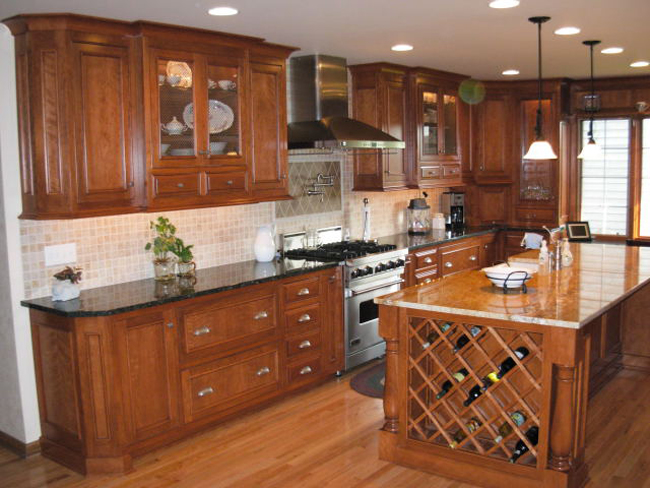 Lovely Custom Wood Products Handcrafted Cabinets