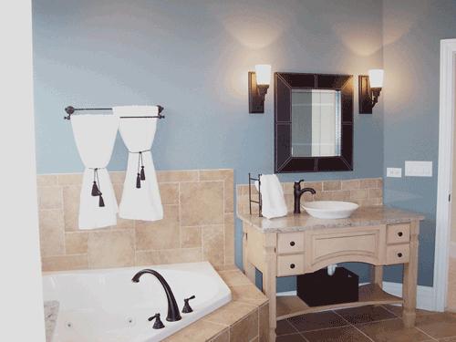 Bathroom Vanities Chicago Area custom bathrooms, cabinets and vanities | romar cabinet and top