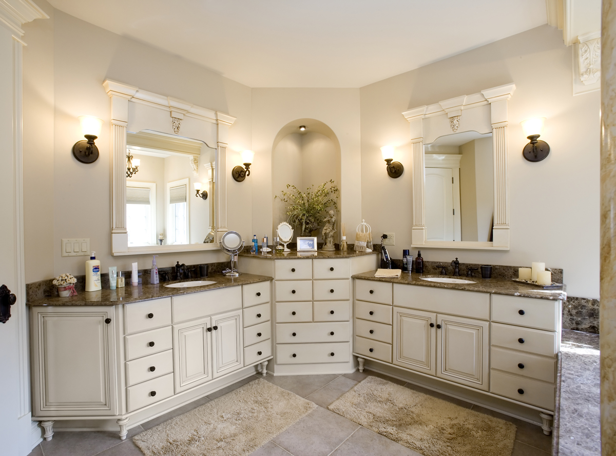 Custom Bathrooms Cabinets And Vanities Romar Cabinet And Top . - Bathroom Cabinets Company ~ Dact.us