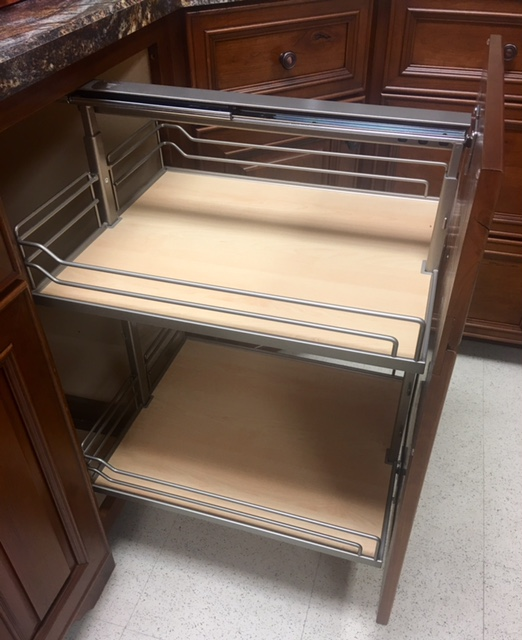 Custom Kitchen Cabinet Accessories: Custom Organizers And Cabinet Accessories